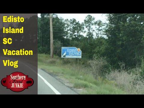 Edisto Island, SC - Vacation Vlog.