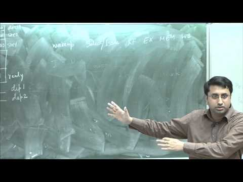 Mod-01 Lec-21 Dynamic scheduling, speculative execution