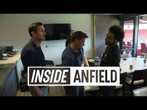 Inside anfield | champions league final media day