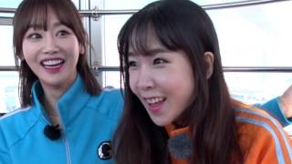 [RUS SUB] Crayon Pop In Japan | Chapter 2 | Games (2016)