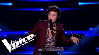 Niska - Reseaux | Sidoine | The Voice 2019 | Blind Audition