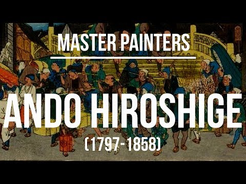 ando-hiroshige-(1797-1858)-a-collection-of-paintings-4k-ultra-hd