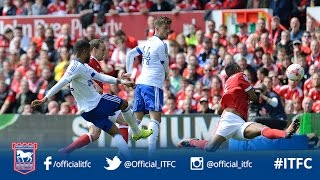 HIGHLIGHTS | Forest 3-0 Ipswich Town
