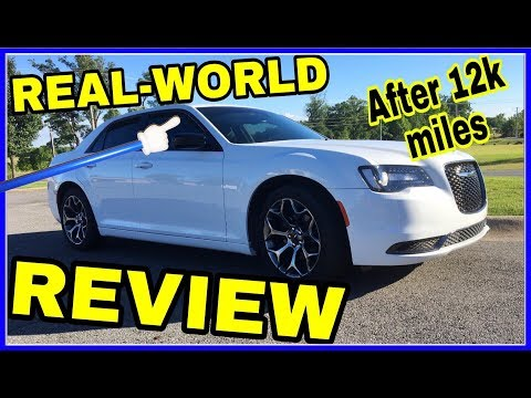 Chrysler 300 Base Model Review 2018   One Year of Ownership and 1,200 Miles Later