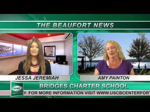 """WHHI TV's """"The Beaufort News"""" ~ Amy Painton, Bridges Charter School ~ July 26, 2012"""