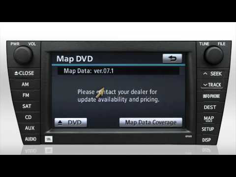 navigation map dvd load eject prius toyota of slidell youtube rh youtube com Toyota Prius 2010 toyota prius navigation system manual