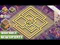 NEW! Clash of Clans Town Hall 8 (TH8) Clan-War Base 2018 !! NEW TH8 War Base Layout