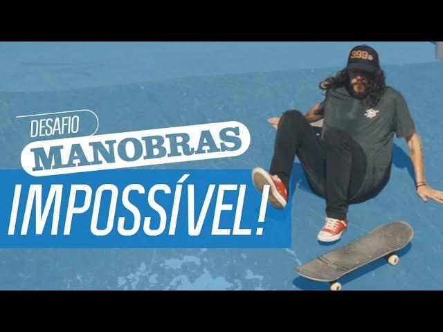 Bernardo Rodrigues x Victor Vaccari  | Desafio Manobras | Canal OFF