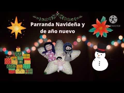 Parranda Navideña Y De Año Nuevo Musica Para Navidad Para Diciembre Y Para Bailar Youtube
