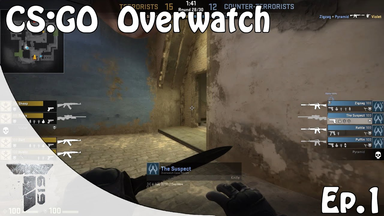 how to become overwatch cs go