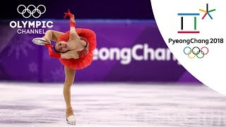 15yr-old Figure Skater claims 1st Gold for OAR | Day 14 | Winter Olympics 2018 | PyeongChang