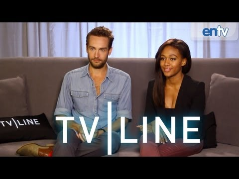 """Sleepy Hollow"" Interview - Comic-Con 2013 - TVLine"