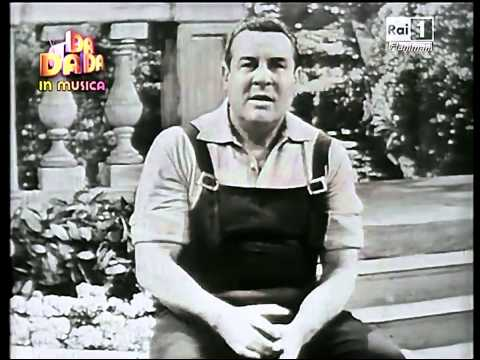 ♫ Alberto Rabagliati ♪ Oh Mia Bela Madunina ♫ Video & Audio Restaurati HD