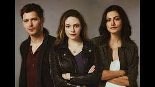 Klaus, Hayley and Hope - Heaven or Hell