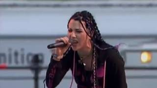 Evanescence - Taking Over Me Live at Rock am Ring 2004 [HD]