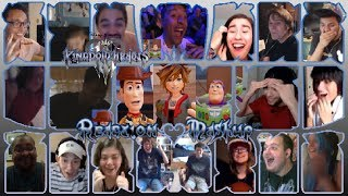 Kingdom Hearts III Toy Story Reveal Trailer (D23 Expo 2017) Reaction Mashup