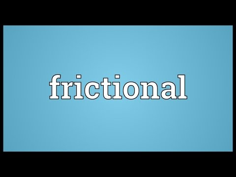 Header of frictional