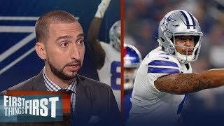 Are the Dallas Cowboys actually underrated? Nick Wright sure thinks so   FIRST THINGS FIRST