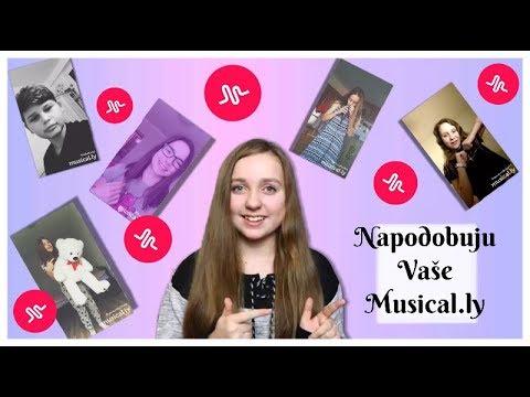 Napodobuju Vaše Musical.ly /Terysa