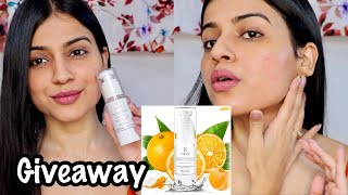KARE IT VITAMIN C SERUM FOR FACE | Affordable Vitamin C Serum in India | How to Use Vitamin C Serum