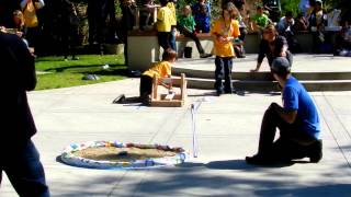 Science Olympiad 2013 - Tennis Ball Catapult