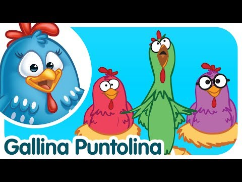 Gallina Puntolina - Canzoni per bambini e bimbi piccoli