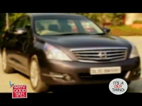Nissan Teana: Size does matter