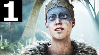 Hellblade: Senua's Sacrifice Part 1 - Walkthrough Gameplay (No Commentary) (PC Ultra Settings)