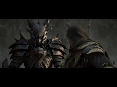 Phim khoa học viễn tưởng- Đại chiến thiên thần ( Trailer phim bom tấn)
