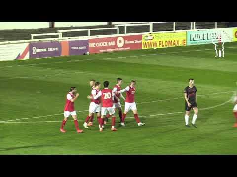 FIXTURE REWIND | Saints 4-0 Wexford FC (Pre-Season February 2021)