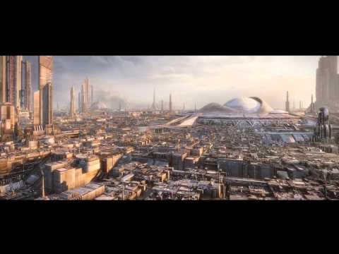 Ashish Dani - SciFi City Brave New World - Environment Artist Demoreel