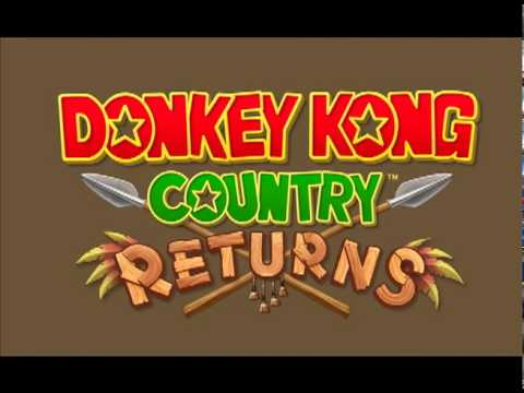 Life In The Mines Returns ~ Donkey Kong Country Returns Music