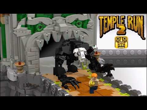 LEGO Temple Run 2 Sky Summit Project On LEGO IDEAS!