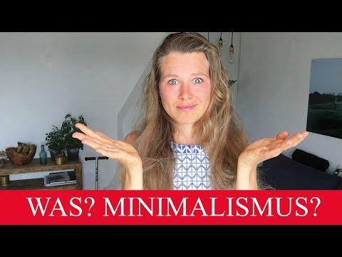 WAS IST MINIMALISMUS? | UND WAS IST ES NICHT