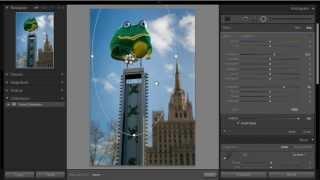 Новое в Lightroom 5 бета: радиальный фильтр