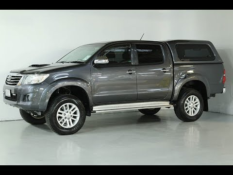 2014 Toyota Hilux SR5 4x4 - Team Hutchinson Ford