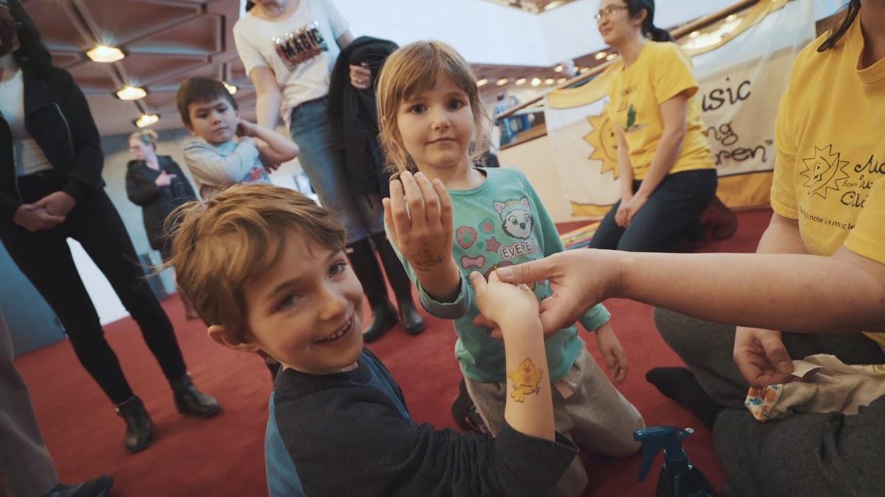 video: Concerts famille de l'Orchestre du CNA 2019-2020