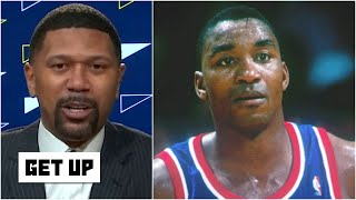 I almost thought he'd shed a tear – Jalen Rose on Isiah Thomas' interview | Get Up