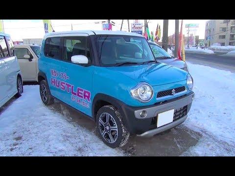 2014 New SUZUKI HUSTLER X Turbo - Exterior & Interior