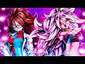 COMPLETE MONSTERS! FREE ANDROID 21 & 700% MAJIN 21 SHOWCASE! Dragon Ball | DB Legends