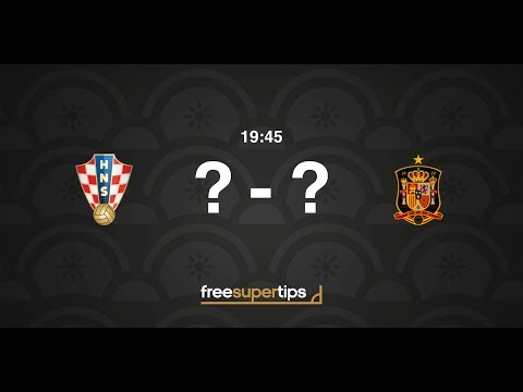 Croatia vs Spain Predictions, Betting Tips and Match Preview Nations League