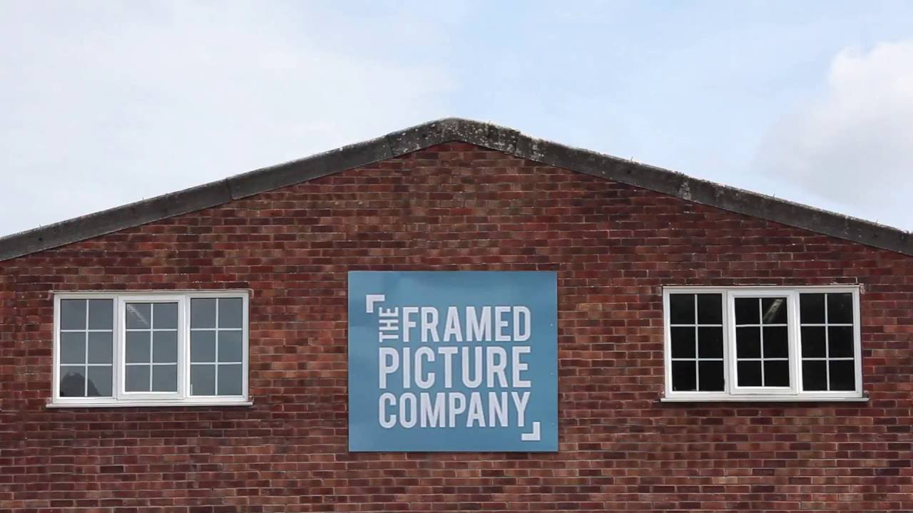 The Framed Picture Company | About Us - YouTube