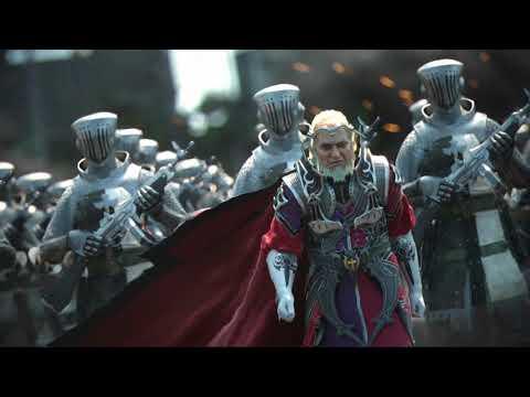 Animated The Niflheim Empire Final Fantasy XV - Wallpaper Engine : FFXV