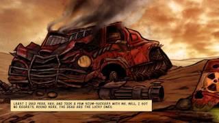 Wasteland Angel - Game Over