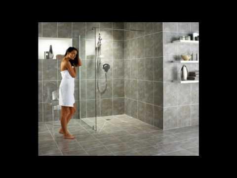 Diseño De Ducha De Baño