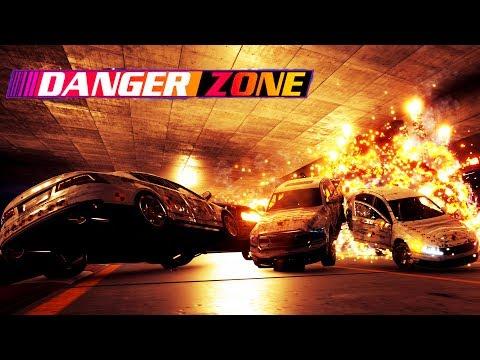 MEGA  ACCIDENTES EN CRUCES!! - DANGER ZONE