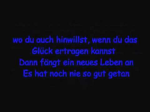 Tim Bendzko - Sag Einfach Ja Lyrics
