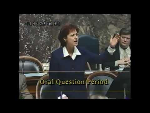 BC Premier Christy Clark the Hypocrite - 1999 vs. Present Day