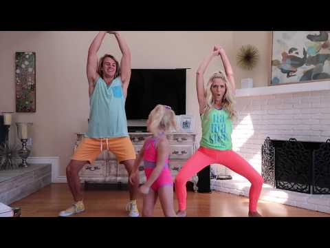Thumbnail: HILARIOUS DANCE CLASS WITH 4 YEAR OLD EVERLEIGH!!! (IMPOSSIBLE)