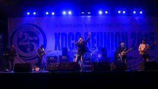 Moruvumi - Protikkhar prohor Live @ XDCC Reunion 2015